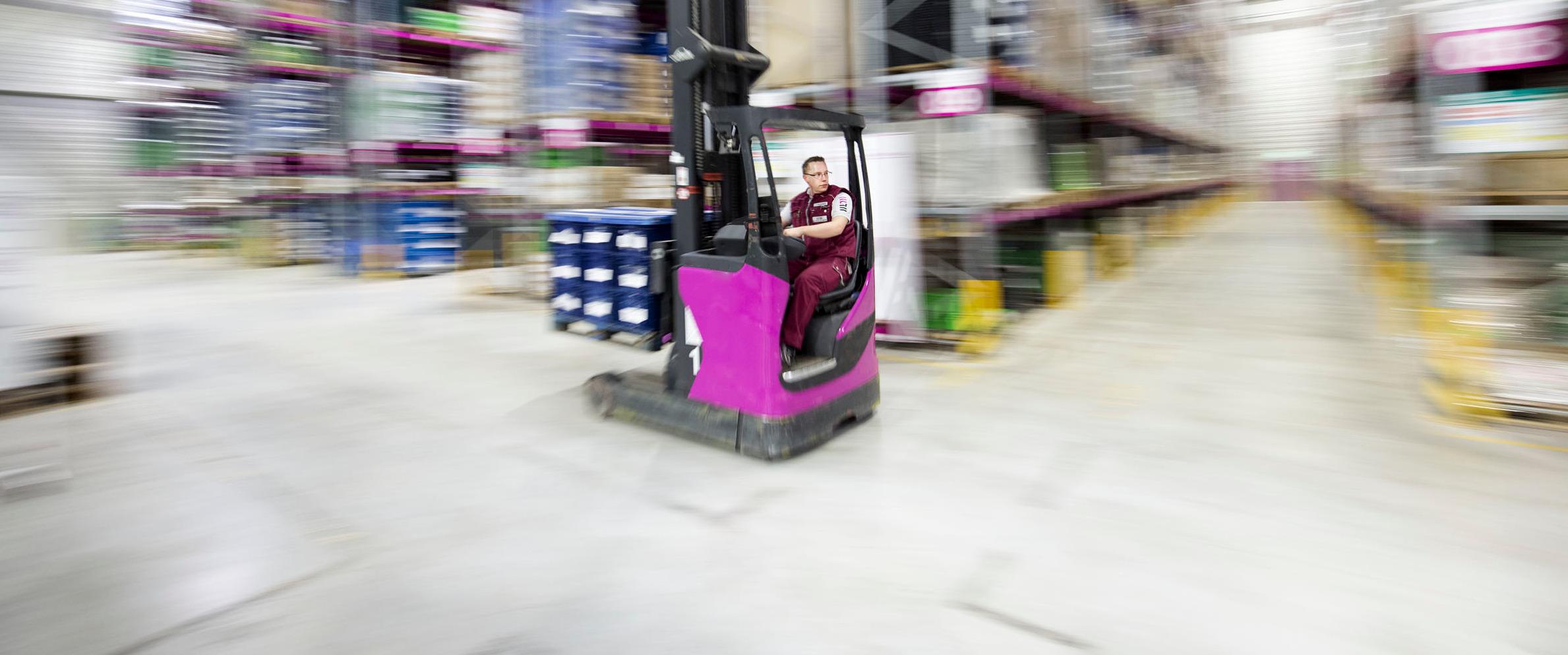 Header Potenziale in der Logistik