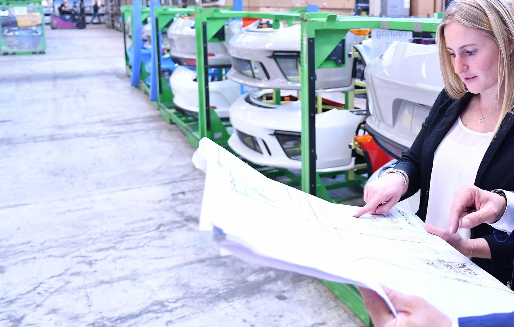 Branchen Kompetenzen Lila Logistik Spezialisiert