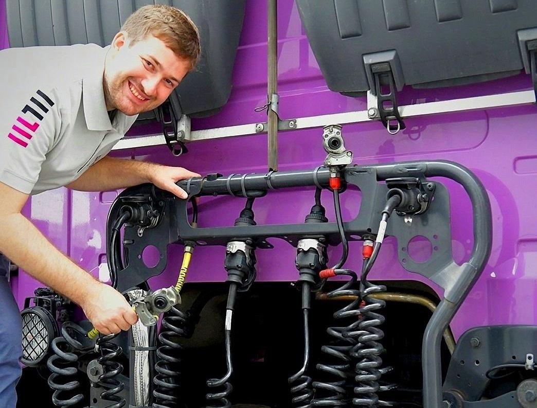 Berufskraftfahrer Stellenangebote Zukunft Lkw