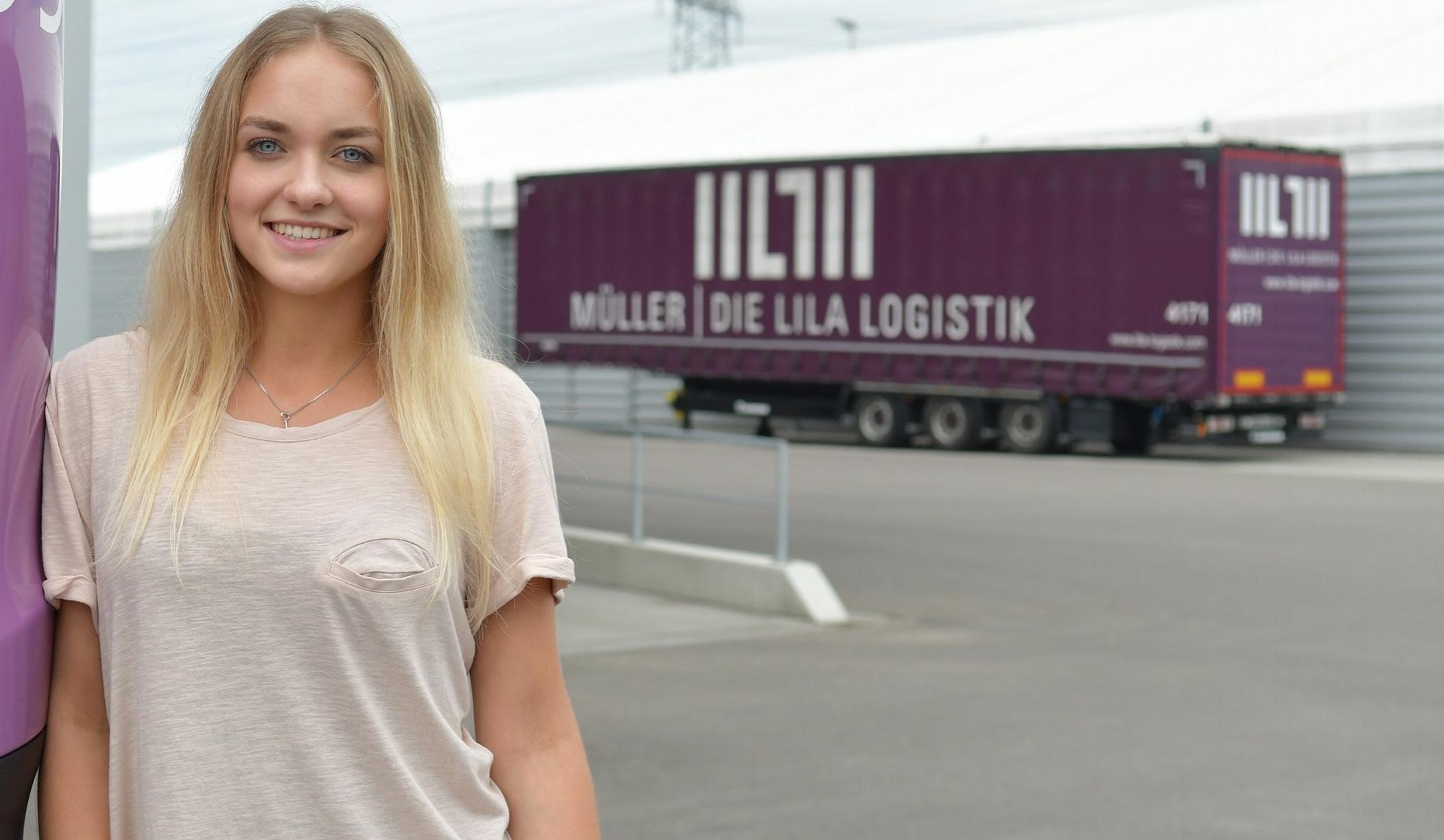 Schüler Beruf Logistikbranche